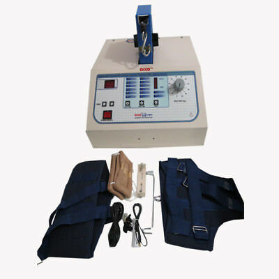 electrotherapy digital traction unit for Physiotherapy Lumber nad Cervical unit