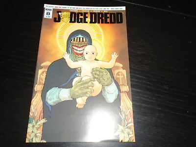 JUDGE DREDD #8  IDW Comics NM 2016