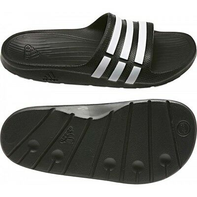 714c930ec3ddb7 ADIDAS UNISEX-KIDS DURAMO Slide Sandals G06799 New Sizes UK10 - UK2.5 Kids  Black - £14.99