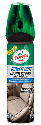 Turtle Wax T-246R1 Power Out! Upholstery Cleaner Odor Eliminator - 18 oz