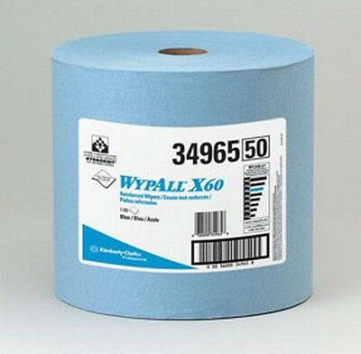 KIMBERLY-CLARK 34965 WYPALL™ X60 ESSUIES-GLACE, Jumbo rouleaux