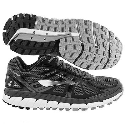 8df55d24361 NEW Brooks Beast  16 Men s Anthracite Black Silver Running Shoe Size 14 EE