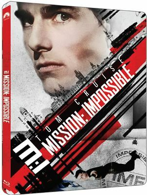 Mission Impossible Steelbook Blu Ray