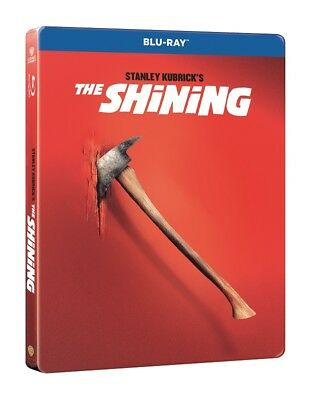 The Shining Steelbook Blu Ray