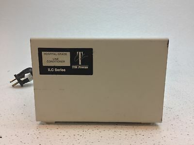 Tsi Ilc-1000Med4 120 Vac Isolating Line Conditioner Emi Surge Filter - Tested