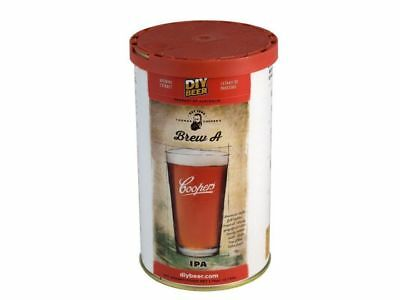 Coopers Brew A American Style IPA Beer Kit 1.7Kg 23 Litres 40 Pints Home Brew