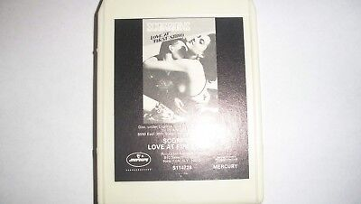Scorpions Love At First Sting  8 Track Tape Free Shipping!!!