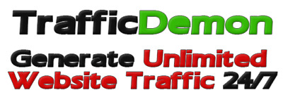 TrafficDemon - Generate UNLIMITED TRAFFIC