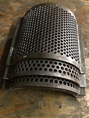 Granulator Screens-Lot of 2
