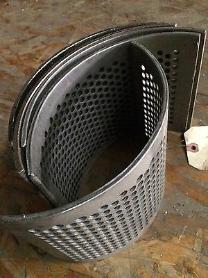 Granulator Screen-Lot of 2