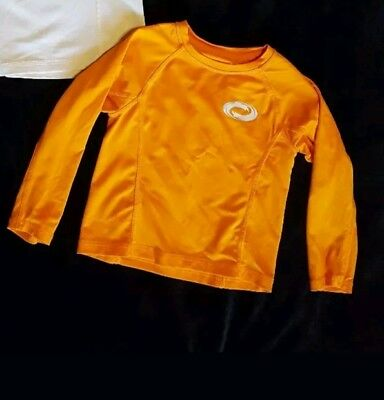 Youth Sleeved Swim Shirt Top Size 5/6 Sun Protection
