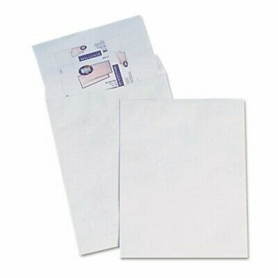 Survivor Tyvek Jumbo Mailer, Side Seam, 15 x 20, White, 25/Box (QUAR5110)