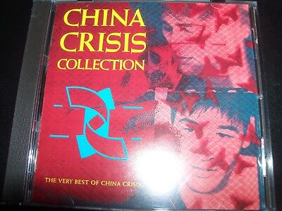 China Crisis – Collection (The Very Best Of China Crisis) (Australia) CD – Like