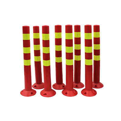 720mm Plastic Bollards Barrier Post Parking Traffic Bollard