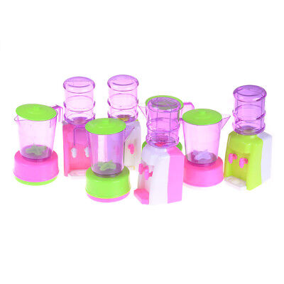 Doll Drinking Fountains Electric Appliance Juicer Barbie Accessories Kids Toy UK