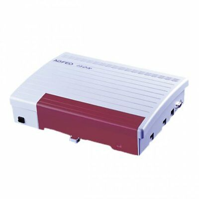 AGFEO 669419000 AS 181 plus 6100668 Tk-Anlage 1xS0-ext. 1xS0-var. 8xa/b USB ~D~