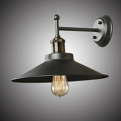 Vintage Wall Light Fixtures Retro Lamp Industrial Cafe Indoors Wall Lighting