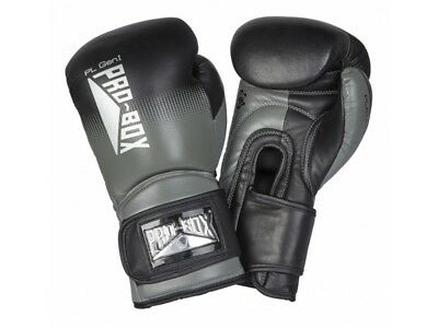 Pro Box Boxing Gloves Signature Series Velcro Sparring Glove 10oz 12oz 14oz 16oz