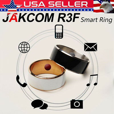 JAKCOM R3F MULTIFUNCTIONAL Magic NFC Smart Ring Wearable Device For Android