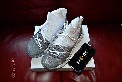 super popular ce79b 1faa0 UNDER ARMOUR UA Curry 5 PI Day Welcome Home White Gold Grey Finals 2018 Sz  7-13