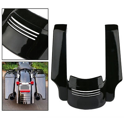 """5"""" Rear Fender Extension Stretched Bag Fillers for Harley Touring Electra Road"""
