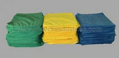 HI-TECH Industries ht-20-100g en vrac 100 Pack Vert ATELIER serviettes