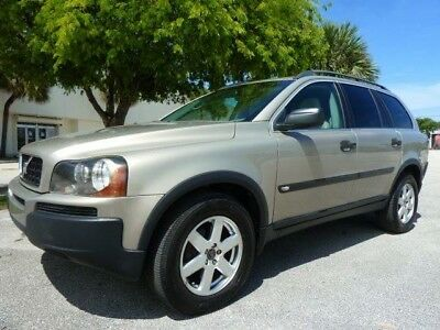 XC90 2.5T 4dr Turbo SUV 2004 VOLVO XC90 - 3RD ROW! 1 OWNER! FL CAR! GORGEOUS! WARRANTY!**