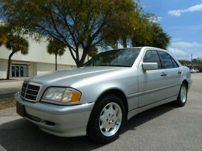 C-Class C 230 Supercharged 4dr Sedan 1999 MERCEDES-BENZ C230 KOMPRESSOR - 1 OWNER AND MINT CONDITION! LOW MILES!