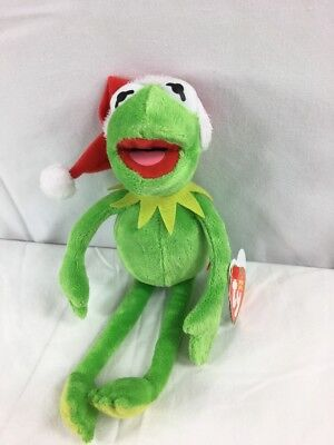 Ty Beanie Baby - Disney Christmas Holiday (Kermit) (Walgreens Exclusives)  (TY 168a382fb22