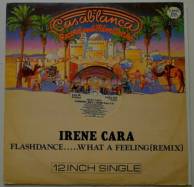 "12"" Uk**irene Cara - Flashdance...what A Feeling (Remix) (Casablanca '83)**18470"