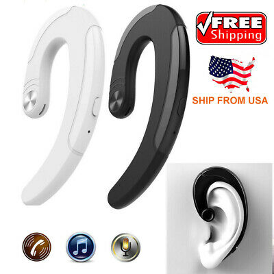e81698c8ae9 Ear-hook Bluetooth Earbud Non in-ear Headset for Cell Phones Working  Business