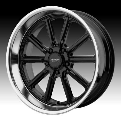 AMERICAN RACING 18X8 VN507 RODDER,  ALLOY MAG WHEEL ,Suits Ford, Chev, HQ