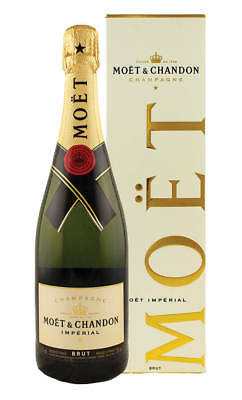 Moët & Chandon Imperial NV Champagne 750ml(Boxed)