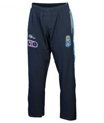 New South Wales Blues State Of Origin Players Track Pants Size SMALL ONLY!6