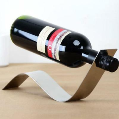 S type Red Wine Rack Kitchen Bar Practical Wine Bottle Stand Holder Display_Deco