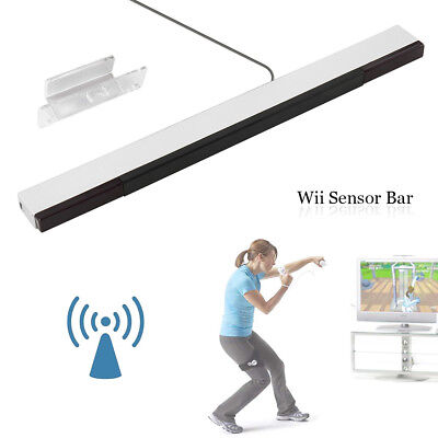 Wired Infrared Sensor Bar Wii Signal Ray Wave Receiver Fit for Nitendo Remote