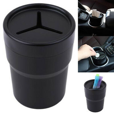 Car Mini Pen Holder Box Coin Boxes Mount Trash Bin Auto Holders Cup Candy Mounts