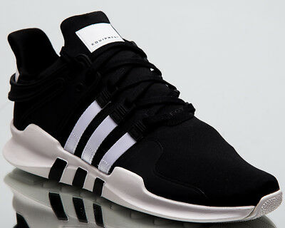 7db42030e341 adidas Originals EQT Support ADV Men New Sneakers Mens Black White Shoes  B37351