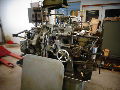 Davenport Machine  1965 Serial # 5214