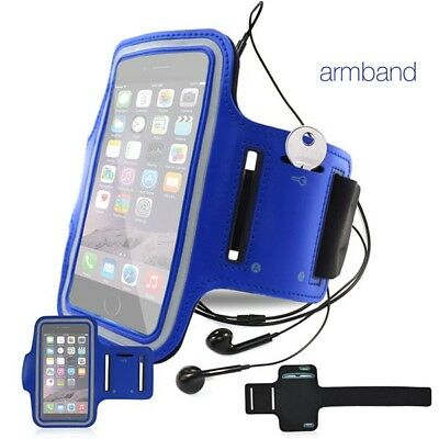 Premium Sports Running Workout Armband Case Cover For iPhone 6 / iPhone 6s