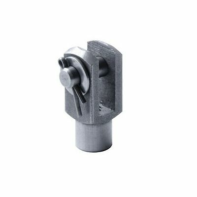 GML5SS-ASSY M5x0.80 RH Right Handed 5mm Bore Stainless Steel Clevis Joint