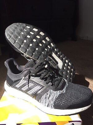 watch 3ebf3 1cf0b MEN'S ADIDAS ULTRA Boost ST Running Shoes CQ2144 size 11.5