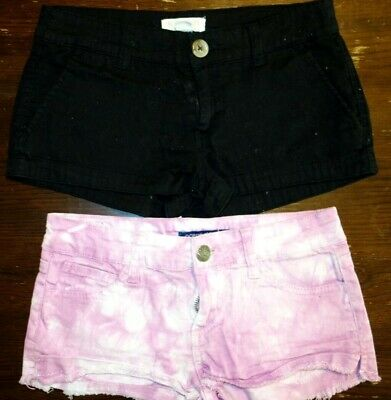 Denim Shorts Lot XS