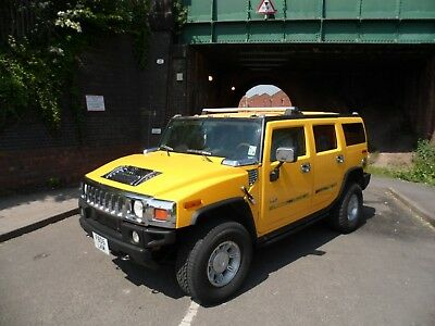 2005 Hummer H2 6.0 V8 Stunning Recent Import In Vgc With Extras