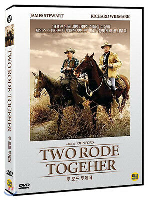 Two Rode Together / John Ford, 1961 / NEW