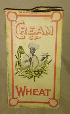 Vintage Cream Of Wheat Cereal Box Advertisement