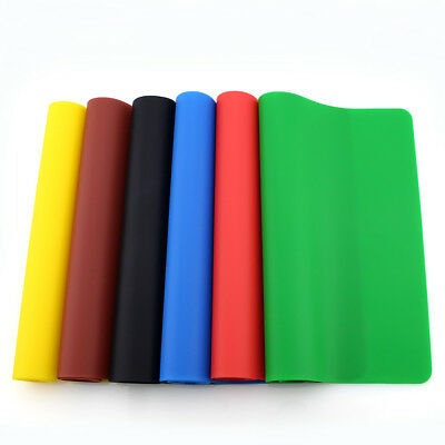 Heat Resistant Silicone Baking Liner Pad Bakeware Non-stick Table Protector Mat