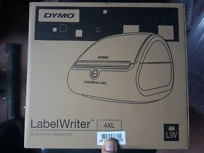 DYMO Thermal LabelWriter 4XL - Printing made easy for the Home and Office (New)