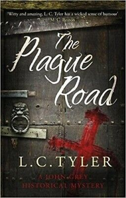 The Plague Road By L.C. Taylor NEW (Paperback) Historical Fiction Book