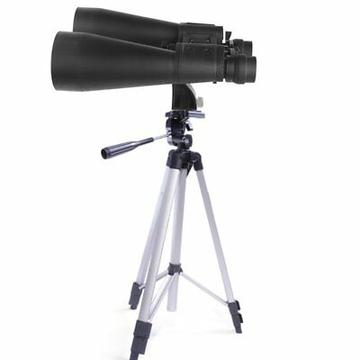 SAKURA 70mm Tube 20x-180x100 Super Zoom Night Vision Binoculars + Tripod Stand